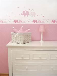 Tapeten Bordüre Kinderzimmer : dinki balloon kinderzimmer bord re elefanten rosa grau ~ Eleganceandgraceweddings.com Haus und Dekorationen