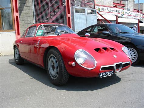 Alfa Romeo Tz by Alfa Romeo Tz Pictures Photos Information Of