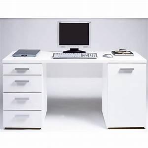 Bureau But Blanc : rentr e d co 20 bureaux moins de 150 euros bureau blanc conforama d co ~ Teatrodelosmanantiales.com Idées de Décoration