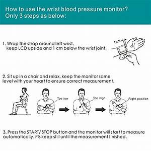 Magicfly Wrist Blood Pressure Monitor Deals  Coupons  U0026 Reviews