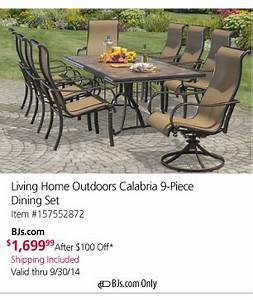 BJs Wholesale Club: Act Fast -- Patio Furniture SAVINGS ...