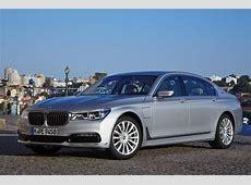 2016 BMW 740Le plugin hybrid Photo Gallery