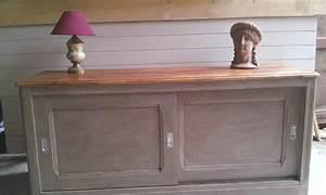 Meuble Bas Porte Coulissante : meuble bas portes coulissantes ~ Dailycaller-alerts.com Idées de Décoration