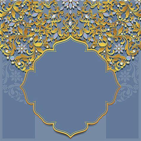 arabysk zhry tsmym fn alkhlfy blue background patterns