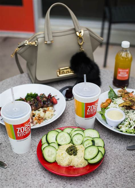 favorite weekly lunch spots zoes kitchen haute   rack