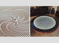 Sisyphus Mesmerizing Kinetic Sand Drawing Tables By Bruce