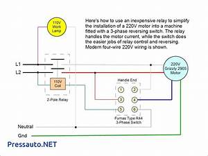 220v Single Phase Motor Wiring Diagram