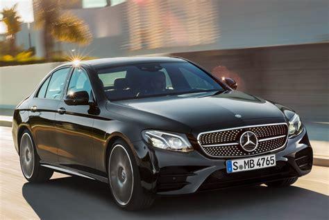 2017 Mercedesbenz Eclass (w213) Goes On Sale In The