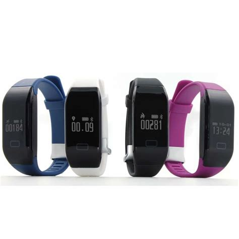 bluetooth fitnessband guenstig bedrucken mit logo als