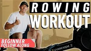 Rowing Workout Without Machine