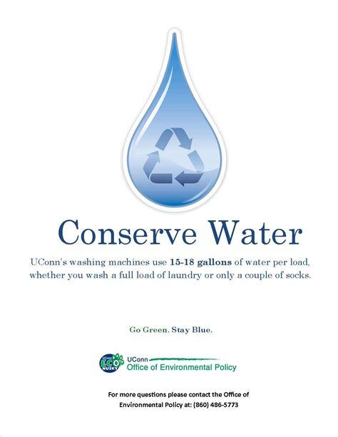 Water Conservation Slogans