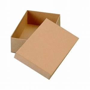 Petite Boite En Carton : une bo te carton rectangulaire d corer de ~ Teatrodelosmanantiales.com Idées de Décoration