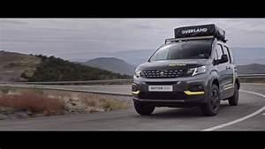 Peugeot Rifter 4x4 : 2018 peugeot rifter 4x4 concept youtube ~ Medecine-chirurgie-esthetiques.com Avis de Voitures