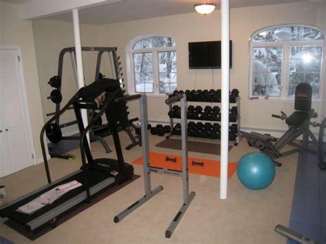 modern home gym design ideas    toned