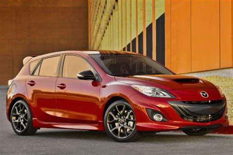 2017 Mazdaspeed 3 Specs, Price  2018  2019 New Car Models