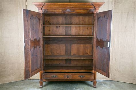 antique country armoire from malo at 1stdibs