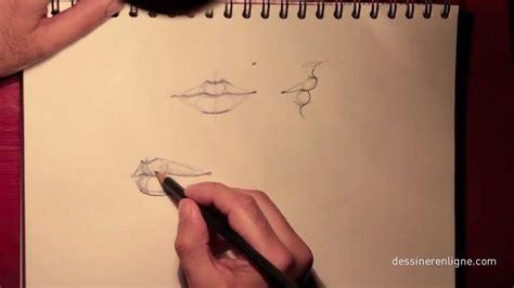 vos premiers pas pour apprendre 224 dessiner un visage la bouche dessinerenligne