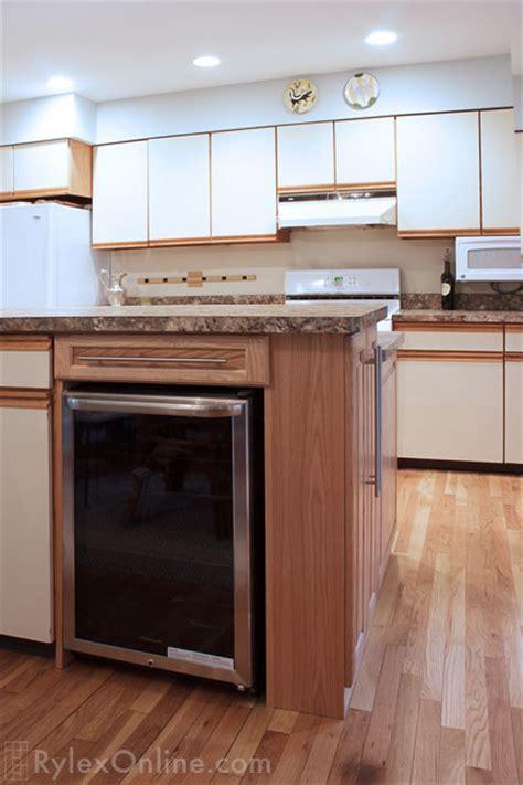 Kitchen Island Makevoer   Hastings On Hudson, NY   Rylex
