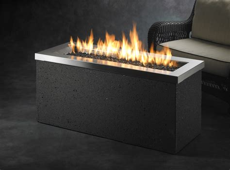 The Outdoor Greatroom® Company Adds 12 New Gas Fire Pit