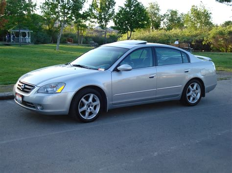 Nissan Altima 2003 by 2003 Nissan Altima Information And Photos Momentcar