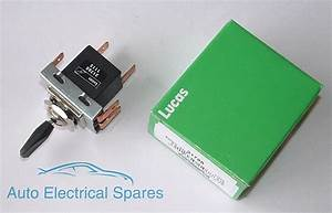 Lucas 3 Position Toggle Light Switch For Norton Commando