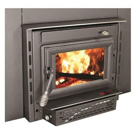 wood burning fireplace insert  blower amazoncom