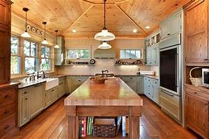 knotty pine ceiling living room traditional with specialty