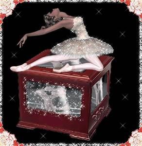 Boite à Musique Danseuse : danse danseurs ~ Teatrodelosmanantiales.com Idées de Décoration