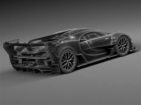 Dirija este incrível carro em emocionantes corridas pela cidade. car race bugatti 3d max