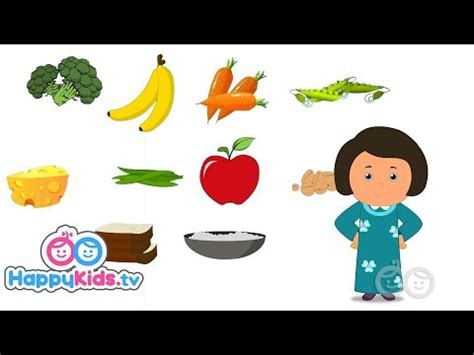 healthy food learning songs collection for and 653 | hqdefault