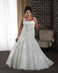 plus size wedding dress drop waist lace wedding gown With plus size drop waist wedding dress