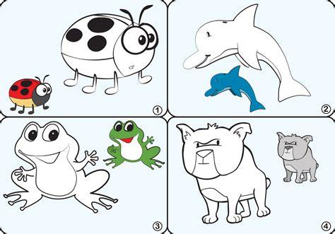 coloring page animal vectors   vector art