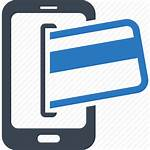Icon Banking Mobile Payment Icons Card Credit