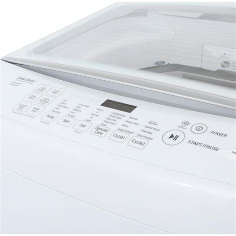 lg wtcw  cu ft high efficiency top load washer  white energy star