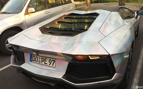 Lamborghini Aventador LP700-4 - 15 mai 2016 - Autogespot