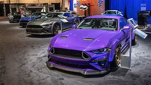 2018 SEMA Show to play host to five different modified Ford Mustangs | Autoblog