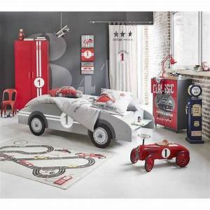 Lit Voiture 90x190 : 1000 id es sur le th me lit enfant voiture sur pinterest ~ Teatrodelosmanantiales.com Idées de Décoration