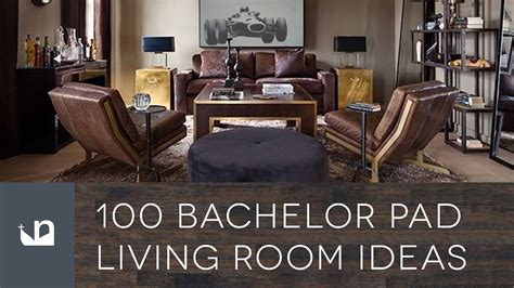 Decorating Ideas For Bachelor by 100 Bachelor Pad Living Room Ideas For