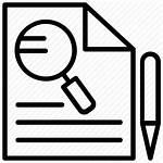 Icon Summary Report Thesis Paper Research Services
