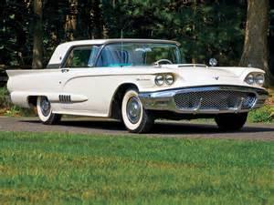 1958 Ford Thunderbird Hardtop