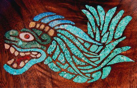 Inca Green Dragon Piece 421