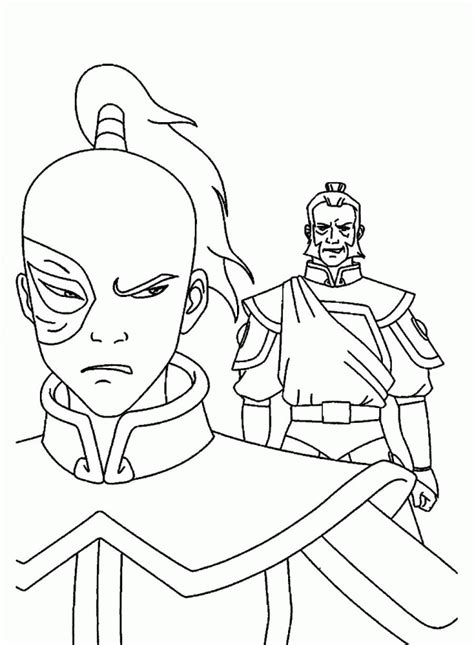 Avatar The Coloring Pages Coloring Home Avatar The Coloring Pages Coloring Home