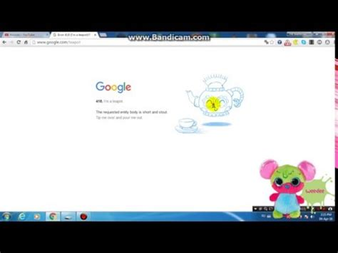 www.google.com/teapot - YouTube