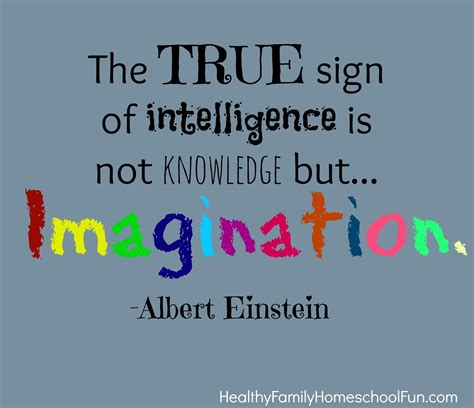 Imagination Quotes For Kids