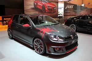 Volkswagen Golf Vi : abt sportsline volkswagen golf vi gti mk6 car tuning ~ Gottalentnigeria.com Avis de Voitures