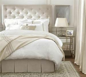 Tete De Lit Chic Et Design : les meilleures variantes de lit capitonn dans 43 images ~ Teatrodelosmanantiales.com Idées de Décoration
