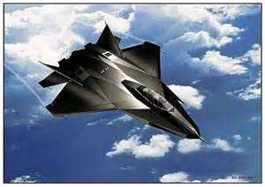 Future Stealth Fighter Aircraft Concepts