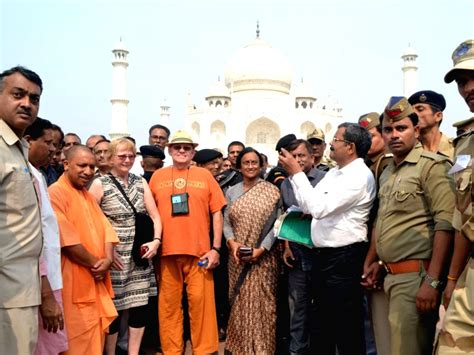 Taj is India's heritage, UP CM's visit will help in its ...
