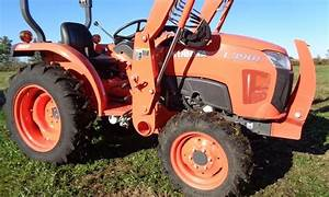 Kubota L3901 Wsm Service Manual Download