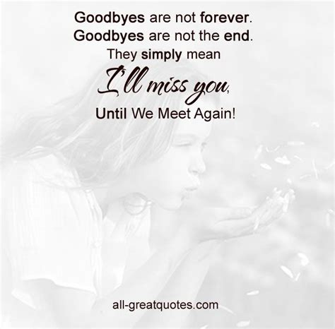 Well Meet Again In Heaven Quotes